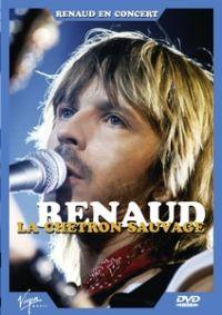 Cover Renaud - Le chetron sauvage [DVD]